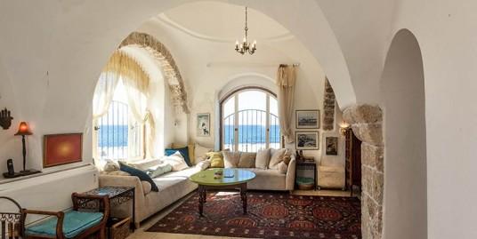 Удивительный исторический особняк в Яффо