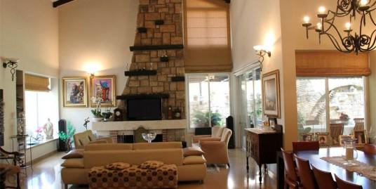 Невероятно роскошная вилла в Тель-Авиве