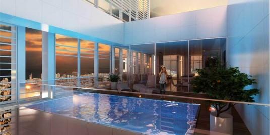 Изысканный пентхаус Rothschild Summit в жилом комплексе Мейер