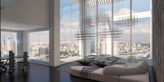 Дуплекс-апартаменты в Сароне