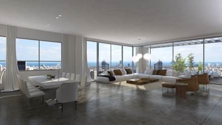 Роскошные апартаменты в жилом комплексе Сарона