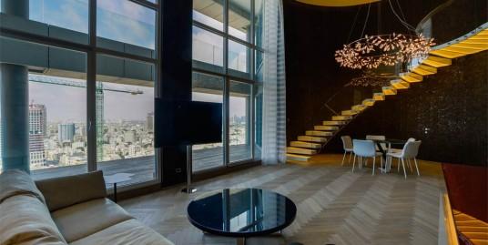Роскошные дуплекс-апартаменты в жилом комплексе Sea One