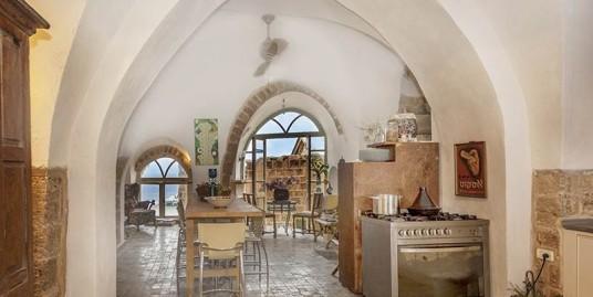 Историческое сокровище в порту Яффа