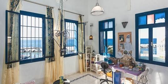 Исторический маяк в порту Яффо