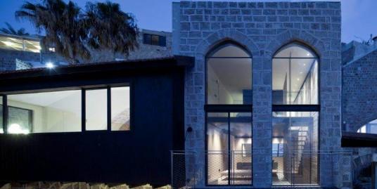 Роскошная резиденция в порту Яффо