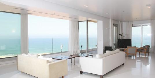 Апартаменты с Панорамными Видами на Море