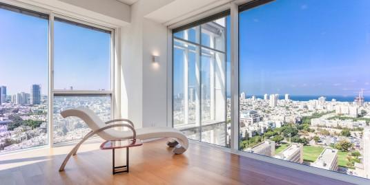 Роскошные апартаменты с панорамными видами на море