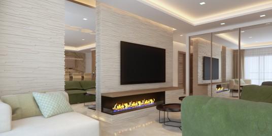 Роскошные, дизайнерские апартаменты с Видом на море