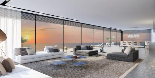 Элегантные апартаменты в новом проекте у моря