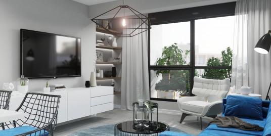 Эксклюзивная квартира в самом сердце Тель-Авива