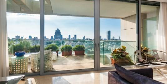 Апартаменты класса-люкс в Сердце Тель Авива