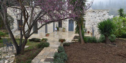 Исторический дом в Иерусалиме