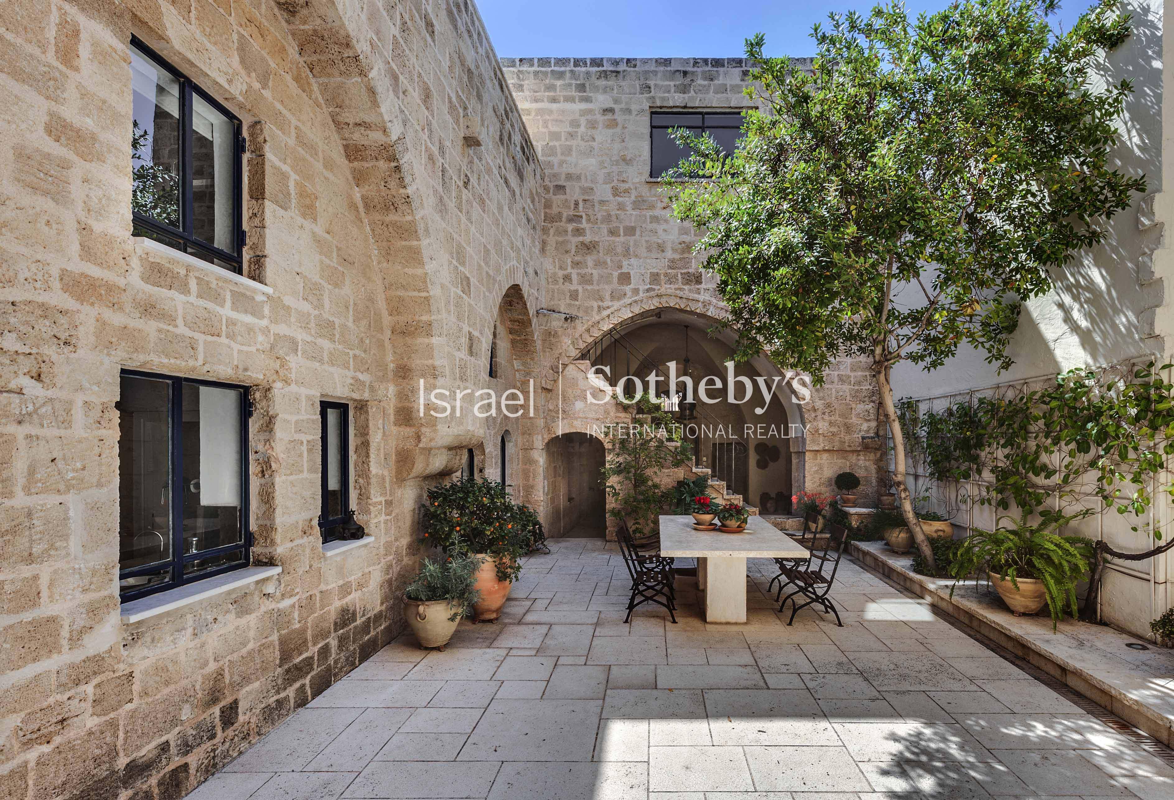 Аутентичный дом в Яффо