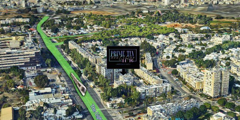 Пентхаус на продажу в Тель-Авиве купить