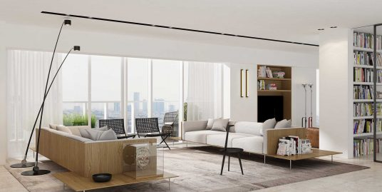 Новая квартира в элитном здании